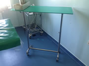Table for Surgical instruments