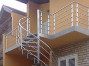 Staircase and Balcony railings
