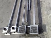 Drainage Gutter with Siphon (1)