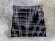Square Grilled Grating